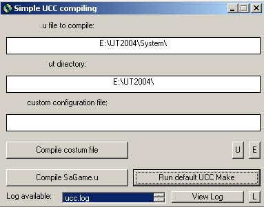 ucc compiler