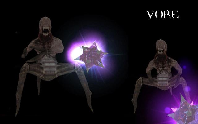 Quake Monsters - Iniquitous - Unreal Quake Vore