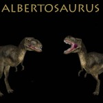 Albertosaurus Monster Preview