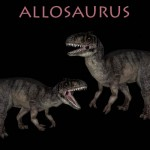 Allosaurus Monster Preview