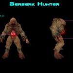 Berserk Hunter Monster Preview