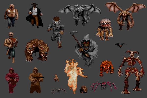 Bloody Monsters