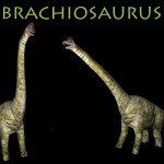 Brachiosaurus Monster Preview