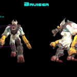 Bruiser Monster Preview