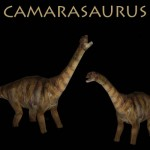 Camarasaurus Monster Preview