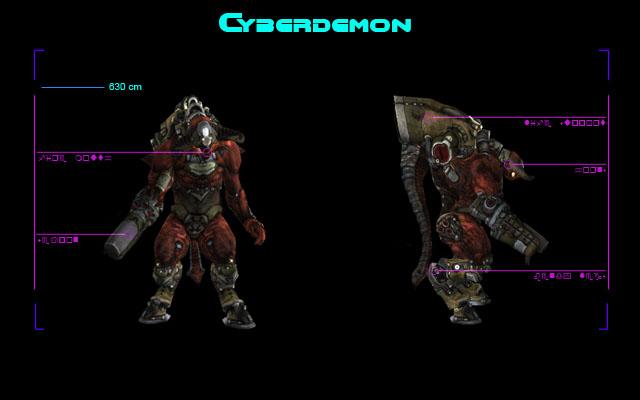 Doom Monster Pack v3 - Iniquitous - Unreal