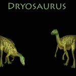 Dryosaurus Monster Preview