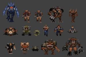 Duke Nukem Monsters v2 Preview