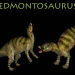 Edmontosaurus Monster Preview