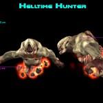 Helltime Hunter Monster Preview