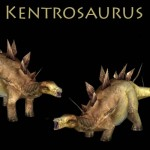 Kentrosaurus Monster Preview