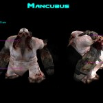 Mancubus Monster Preview