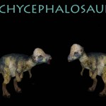 Pachycephalosaurus Monster Preview