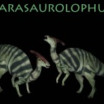 Parasaurolophus Monster Preview