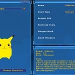 Pikachu Skin Preview
