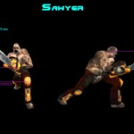 Sawyer Monster Preview