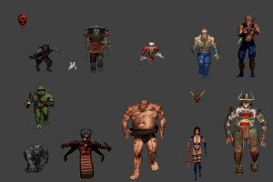 Shadow Warrior Monsters Preview
