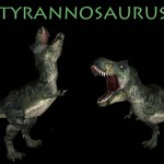 Tyrannosaurus Monster Preview