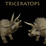 Triceratops Monster Preview