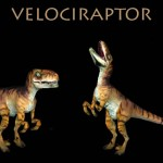 Velociraptor Monster Preview