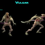 Vulgar Monster Preview