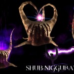 Shub-Niggurath Monster Preview