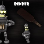 Bender Monster Preview