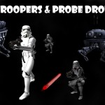 Trooper & Droid Monsters Preview