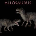 Allosaurus Monster Preview
