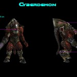 Cyberdemon Monster Preview