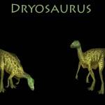 Dryosaurus Monster Preview
