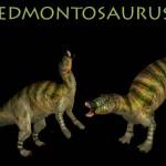Edmontosaurus Monster Preview