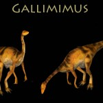 Gallimimus Monster Preview
