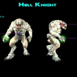 Hell Knight Monster Preview