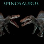 Spinosaurus Monster Preview