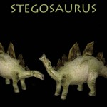Stegosaurus Monster Preview