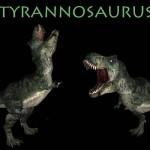 Tyrannosaurus Monster Preview